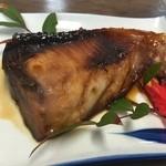 レストランKANEDA - ワラサの照り焼き