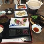 レストランKANEDA - おまかせB定食1500円