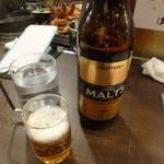 48388060 - 瓶ビール・焼酎お湯割り