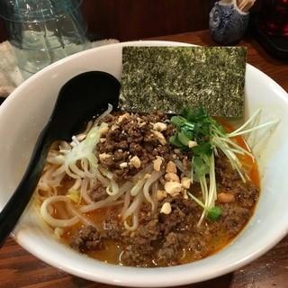 麺屋 とみ吉 - 料理写真:冷やし坦々麺! ★★☆☆☆