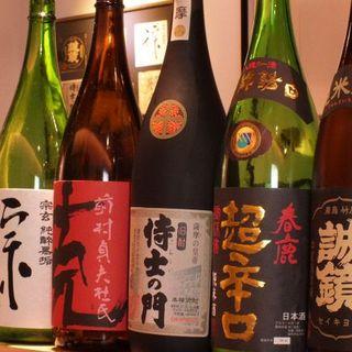 種類豊富なお酒★