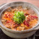 ■【辛】激辛牛すじ肉豆腐