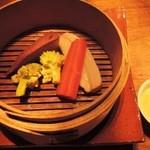 48397187 - 蒸し野菜