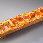 ■ミックスロングピザ