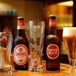 マヌエル タスカ ド ターリョ - ポルトガル産のビールを!