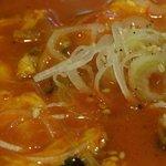 焼肉 みっちゃん - テグタンスープ