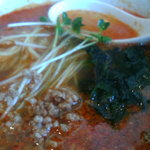 ラーメンハウス味季 - 坦々麺
