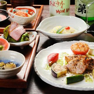 川床限定!京都の夏を満喫!納涼床コース