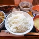 田舎料理 やまがた - 焼き魚定食