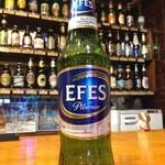 太陽酒場 3sun - トルコでケバブと一緒に飲んでました。