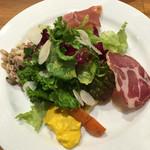 Piccolo ristorante CIBO SANO - 前菜盛り合わせ