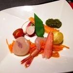 風のテラスKUKUNA - 前菜