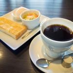 48405952 - 豆屋ブレンドコーヒー 420円