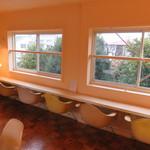 ユニオン ベーカリー - 2階の癒しのカフェスペース2