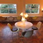 ユニオン ベーカリー - 2階の癒しのカフェスペース1
