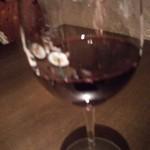 オステリア インクローチ - お薦め赤ワイン
