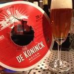 BEER JUNKIE MOTEL - ベルギーのクラフトビール デコーニング