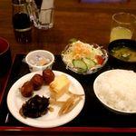 ハイパーイン徳島東船場 - 料理写真:朝食