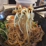 彩色ラーメンきんせい - 麺UP