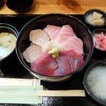 48410203 - 炙り丼(炙りは2枚)