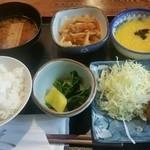 大島亭 - 料理写真:日替わりランチ550円