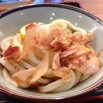 さぬき麺市場 郷東店 - 冷ぶっかけ(*´д`*)310円