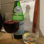 ストラバール - 赤ワインとサンペレ