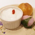 新世界菜館 - 本日のデザート