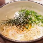 床島 - 卵かけご飯