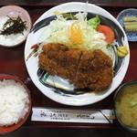 かつ栄 - 料理写真: