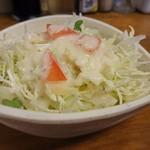 爛々亭 - プチ野菜サラダ(ランチサービス)
