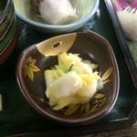 きむら亭 - 漬物【料理】