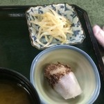 きむら亭 - 小鉢2種【料理】