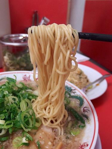 ラーメン魁力屋 五反田店 - 焼めし定食・麺固め油多め(950円)