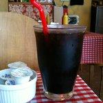 GORO'S DINER - アイスコーヒー(+200円)