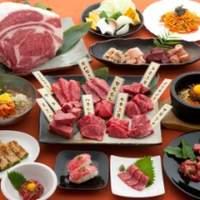 ヌルボンガーデン - 目玉は専門店ならではの厳選焼肉と韓国料理の食べ放題コース!