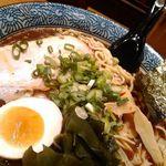 Tonchin - 魚豚ラーメン@710