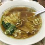 三陽 - ワソタソスープ