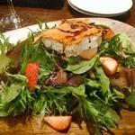 48424006 - 山羊チーズのサラダ