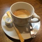 炭焼き&ワイン サンテ - コーヒー