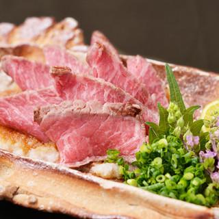 旬菜旬魚と岐阜県産食材