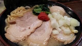 馬場壱家 - オールスターラーメン(醤油)