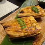 禅紫 - 16.03 竹の子焼き(醤油)(700円)