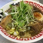 じゃげな - 炙りチャーシュー麺