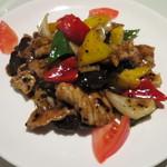 LEE - ブタヒレ肉のトウチー炒め