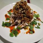 LEE - 蒸し鶏マーラー・ビネガーソース