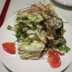 LEE - つきだし2 中華風シーザーサラダ