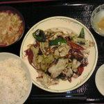 ダイレンニイハオ - 回鍋肉