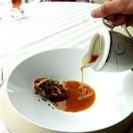 48430360 - セコンド;メバルのスープ仕立て 野菜のシャキシャキ半日漬け