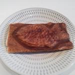 48430625 - デニッシュ鯛焼き(チョコレート)